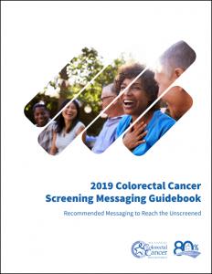 Image of Screening Messaging Guidebook Cover